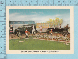 Niagara Falls Ont. Canada - Antique Auto Museum, 1918 Chevrolet Touring By Alex Pelett - Ontario