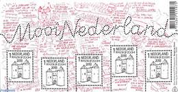 Netherlands 2018 Beautiful Netherlands, Bergen Op Zoom S/s (Mooi Nederland), (Mint NH), Stamps - Ongebruikt