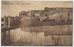 Schilde - Puinen (1914) - Ruines (1914) - Schilde