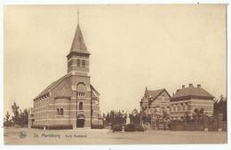 Sint-Mariaburg - St. Mariaburg Kerk Rustoord - Antwerpen