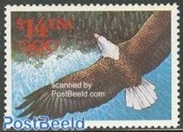 United States Of America 1991 Express Mail 1v, (Mint NH), Nature - Birds - Birds Of Prey - Ongebruikt