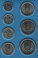 ARMENIA LOT COINS 7 MONNAIES 1994 - Armenia