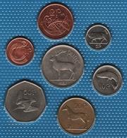 EIRE LOT COINS 7 MONNAIES 1990-2000 - Ireland