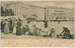 20 AJACCIO. Vendeuses Au Marché 1902. Edition Guittard 27 Cours Granval Ajaccio - Ajaccio