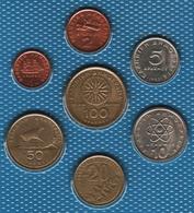 GREECE LOT COINS 7 MONNAIES 1982-1992 - Greece