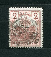 Haiti Nr.35          O Used       (163) - Haiti