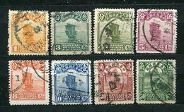 China Ex. Nr.188/204          O Used       (105) - 1912-1949 République