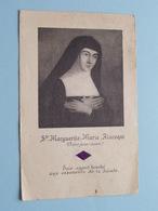 Ste MARGUERITE MARIE ALACOQUE Paray-Le-Monial ( RELIKWIE - RELIQUIARIO - RELIC - RELIQUARY - RELIQUAIRE ) ! - Religion & Esotérisme