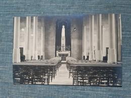 Carte Photo Eglise Sainte Therese A Villeurbanne Du Jour De L'ouverture Au Culte Le 17 Mai 1931 - Villeurbanne