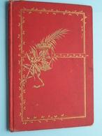 CARNET De MARIAGE ( BRUXELLES BRUSSEL ) ( ARNOULD 1870 & KIMUS 1872 ) - Anno 1897 ( Zie Foto's ) ! - Non Classés