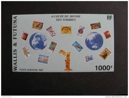 Wallis Et Futuna:  TB BF N° 7, Neuf XX. - Blocs-feuillets