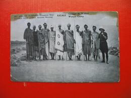 KIGALI.EST AFRICAIN ALLEMAND.Groupe De Watuzi - Rwanda