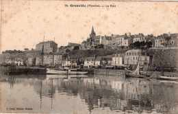 GRANVILLE LE PORT 1916 TBE - Granville