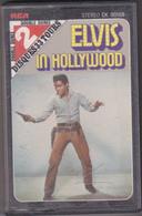 Rare Cassette Audio  Doublle Durée Elvis In Hollywood RCA Stéréo Ck00168 - Cassettes Audio