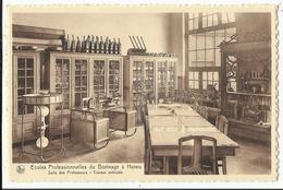 Boussu - Hornu - Ecoles Professionnelles Du Borinage à Hornu - Salle Des Professeurs - Travaux Exécutés - Boussu