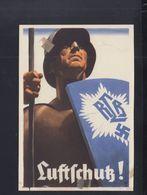 Dt. Reich PK Luftschutz 1938 Sonderstempel - Weltkrieg 1939-45