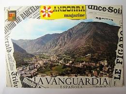 ANDORRE - Les Escaldes - 1974 - Andorra