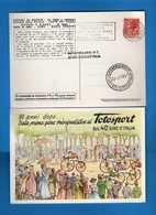 (Riz1)Italia -1957 -40°Giro Ciclistico D'Italia -3^ Tappa - VERONA - FERRARA  - AMBULANTE. Vedi Descrizione - Ciclismo