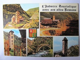 ANDORRE - Vues - 1976 - Andorra