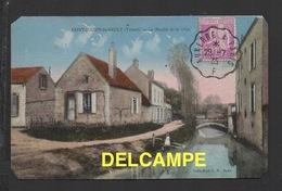 DD / 89 YONNE / SAINT JULIEN DU SAULT / LE MOULIN DE LA VILLE / CIRCULÉE EN 1935 - Saint Julien Du Sault
