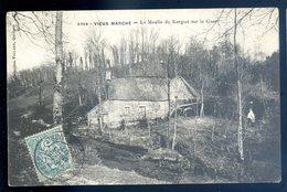 Cpa Du 22 Vieux Marché Le Moulin De Kergoat Sur Le Guer  ... Plouaret     AVRIL18-28 - Plouaret