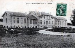 VOID HOSPICE ESTIENNE FACADE TBE - Frankrijk