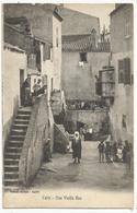 CALVI - Une Vieille Rue  (Corse) - Calvi
