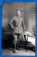 Carte Photo --  Soldat Allemand  --  1916 - War 1914-18