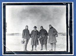 Photo -- Soldats Allemands --  Aviateurs ? - War 1914-18