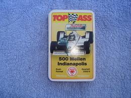 Speelkaarten Kwartet TOP ASS 500 Meilen Indianapolis - Playing Cards (classic)