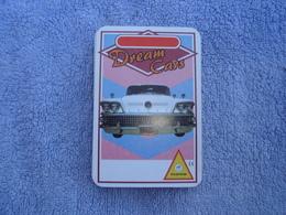 Speelkaarten Kwartet Dream Cars - Playing Cards (classic)