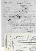 25 - Doubs - MOUTHE - Facture CARREZ - Fromage De Gruyère En Gros - 1916 - REF 90A - 1900 – 1949
