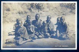 Cpa Carte Photo Afrique Du Sud Native Women   AVRIL18-28 - Afrique Du Sud