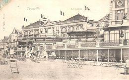 (14) Calvados - CPA - Trouville - Le Casino - Trouville