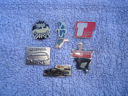 6 Toyota Pins - Toyota