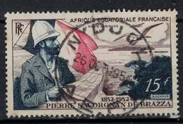 A . E . F         N°  YVERT  PA 55  OBLITERE       ( O   3/23 ) - A.E.F. (1936-1958)