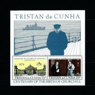 Tristán De Acuña  Nº Yvert  HB-3  En Nuevo - Tristan Da Cunha