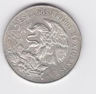 25 Pesos  1968 Jeux Olympiques Argent  TTB + - Mexico