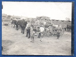 Photo -- Soldats Allemands  -- Logistique - War 1914-18