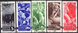 Russia 1935 Anti-war Set Fine Used. - 1923-1991 URSS
