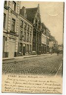 CPA - Carte Postale - Belgique - Ypres - Maison Bibuyck - 1902 (CP3679) - Ieper