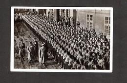 S/w Ak Aus Einer Serie, Photo Hoffmann, CS 9, Reichsprotekorat Böhmen, Führer In Prag - Non Classificati