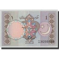Billet, Pakistan, 1 Rupee, Undated (1982), KM:26b, SPL - Pakistan