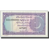 Billet, Pakistan, 2 Rupees, Undated (1985-99), KM:37, SUP - Pakistan