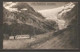 Carte P ( Suisse / Chemin De Fer / Ober-Engadin-Berninabahn ) - GR Grisons