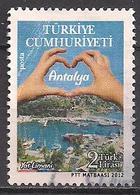 Türkei  (2012)  Mi.Nr.  3951  Gest. / Used  (13ba13) - 1921-... Republiek