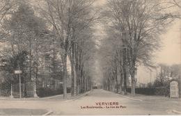 18 / 6 / 263   -   VERVIERS  ( BELDos  -  Divisé   Simple      Circulé   -   Non   Oui      Année   -      Edition  - - Verviers