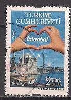 Türkei  (2012)  Mi.Nr.  3947  Gest. / Used  (13ba15) - 1921-... Republiek