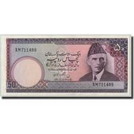 Billet, Pakistan, 50 Rupees, Undated (1986- ), KM:40, SPL - Pakistan
