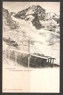 Carte P ( Suisse / Chemin De Fer / Jungfraubahn ) - BE Berne